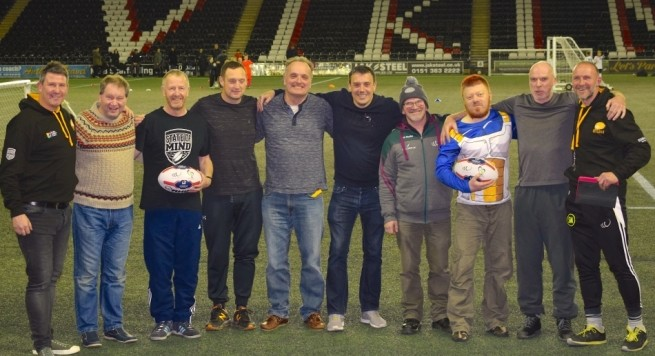 Offload making a massive difference at Widnes Vikings