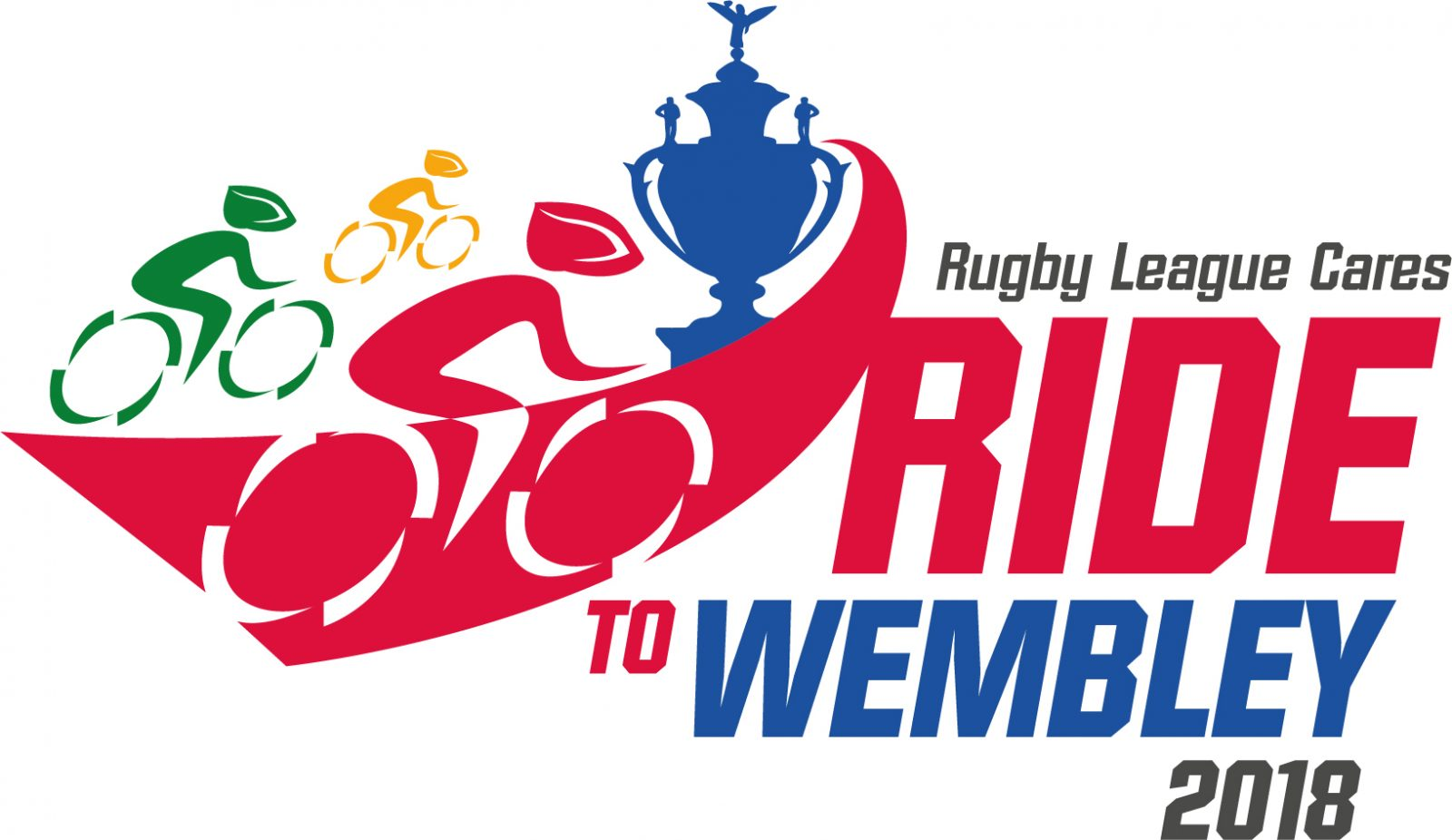 Who's who on the 2018 UK Red Ride to Wembley