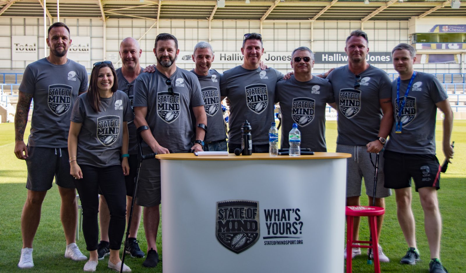 Super League fans get ready to Offload in State of Mind round