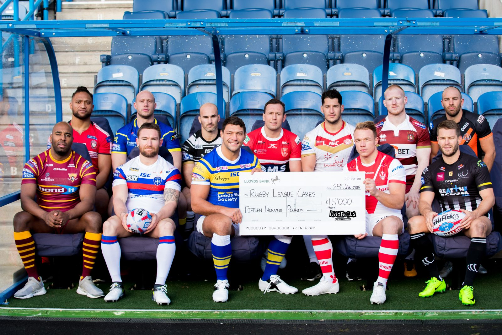 Oddballs double their donation to support RL Cares