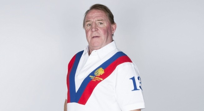 Lion-hearted Andy wears heritage apparel range with pride