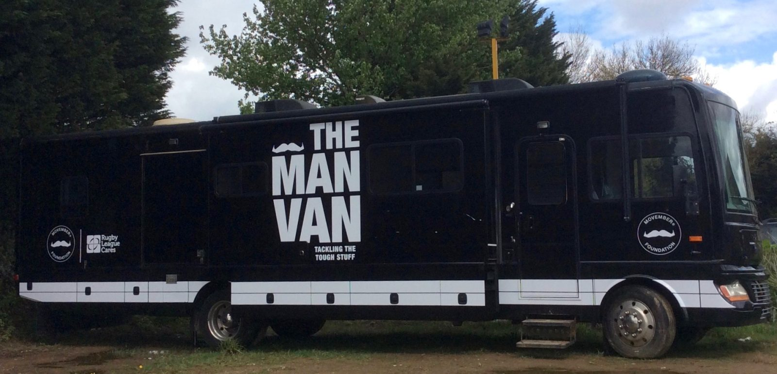 ManVan ready to make a Magical difference to men's health