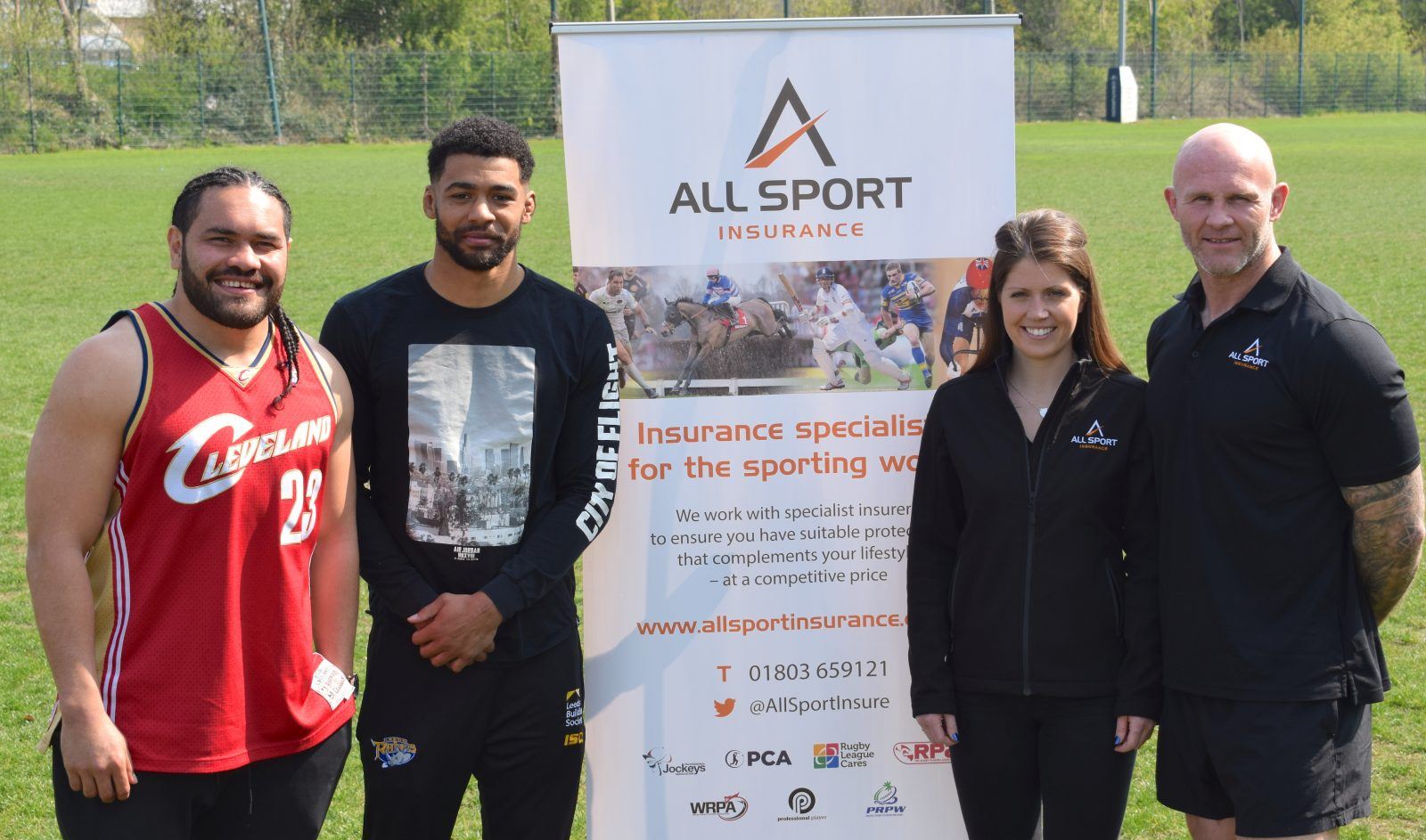 RL Cares extends partnership with All Sport Insurance