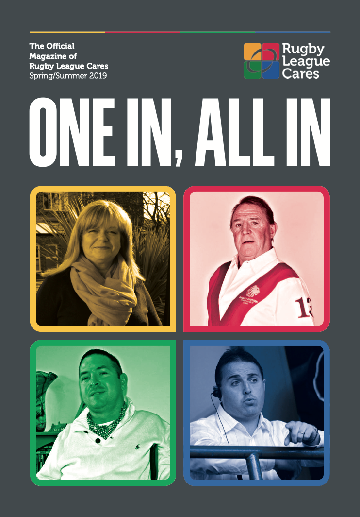Summer 2019 cover One In All In