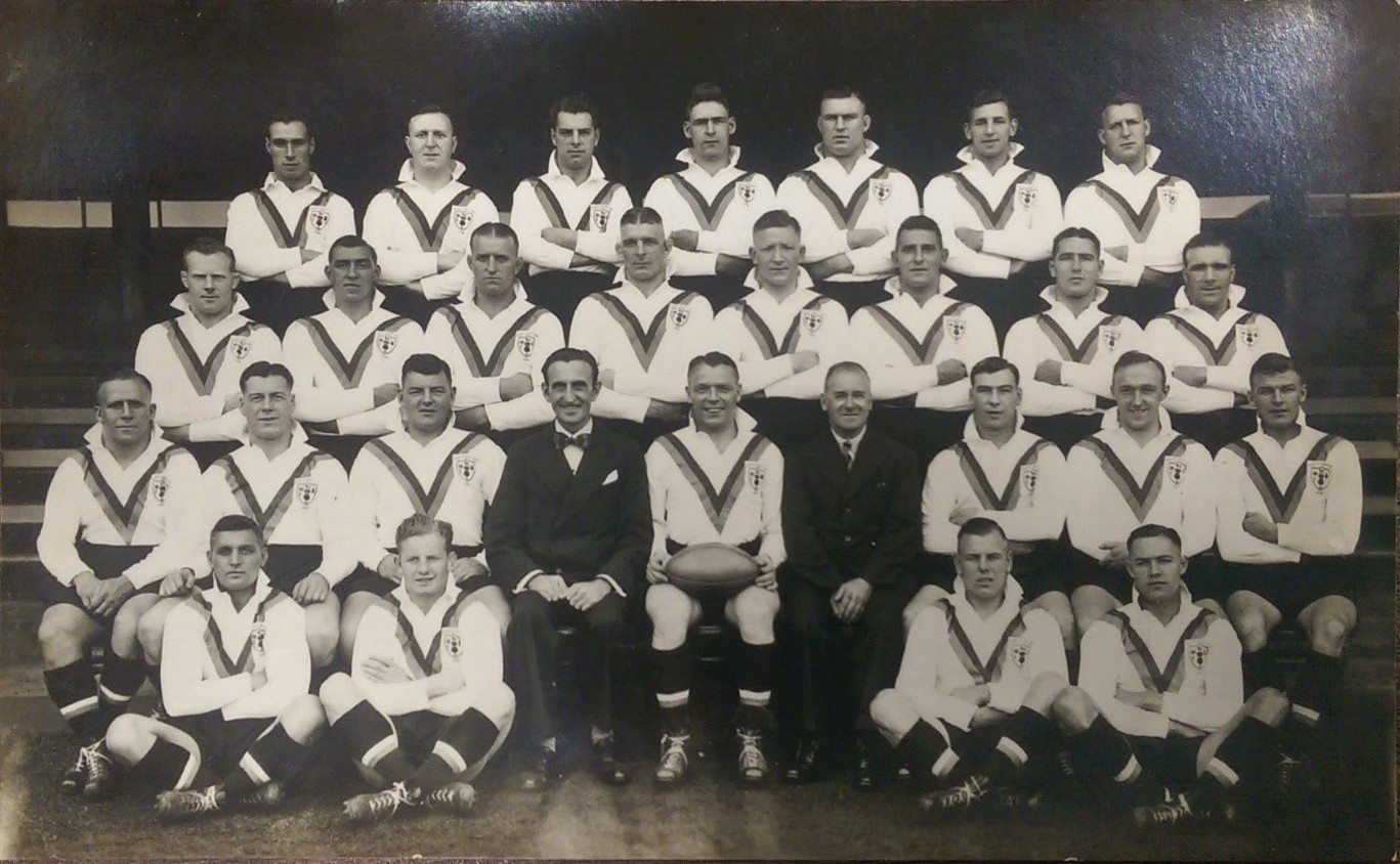 The 1936 Lions