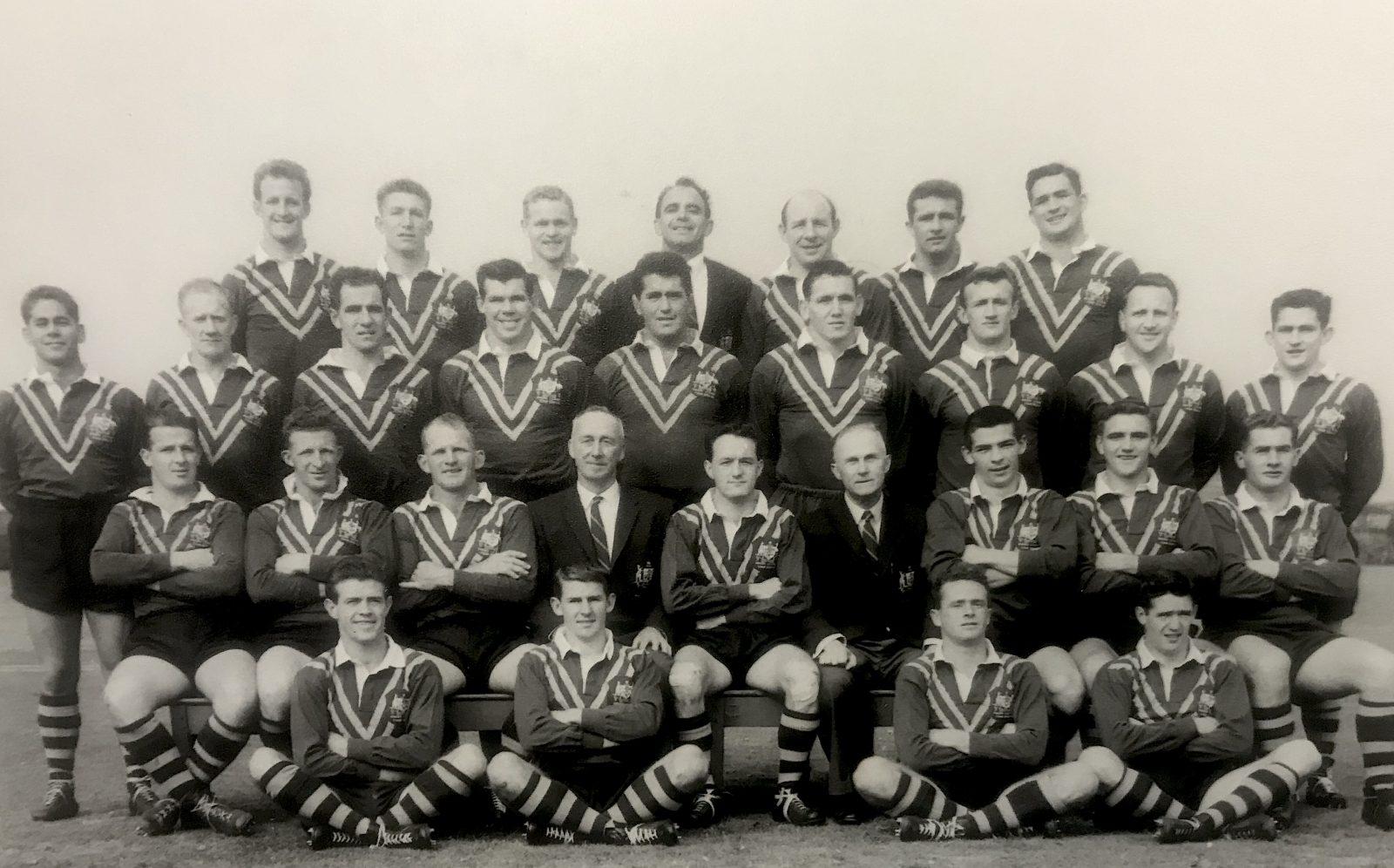 The 1959 Kangaroos