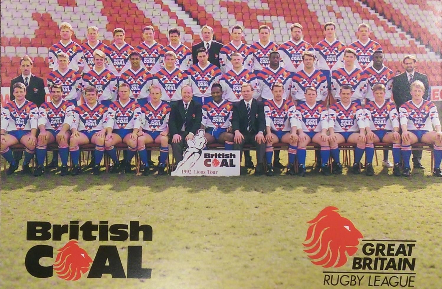 The 1992 Tour