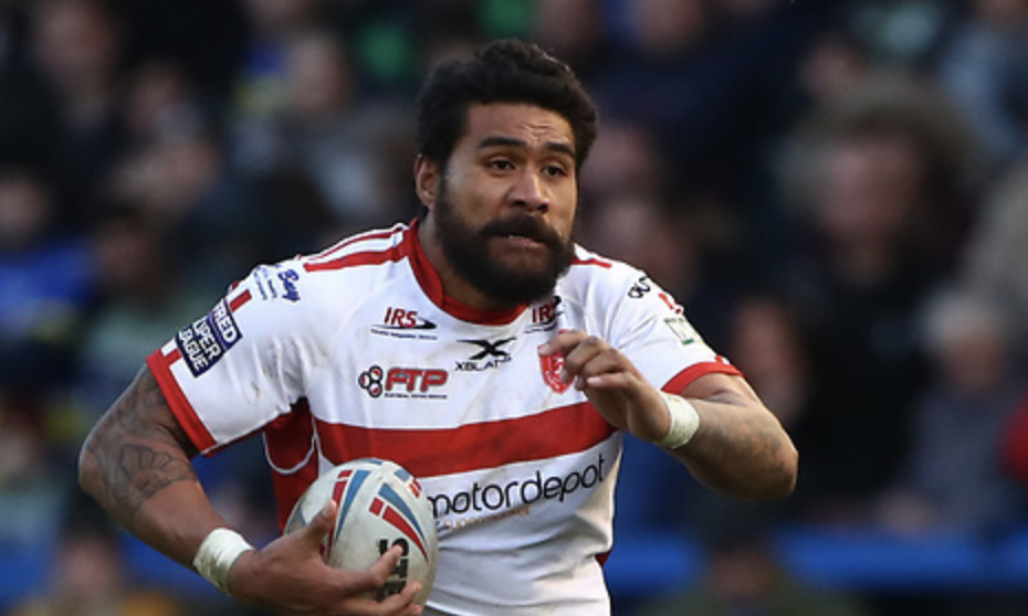 SPF back RL Benevolent Fund's support for Mose Masoe with £10,000 donation