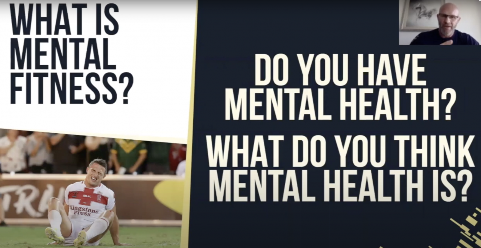 Virtual workshops help the Rugby League family tackle mental health