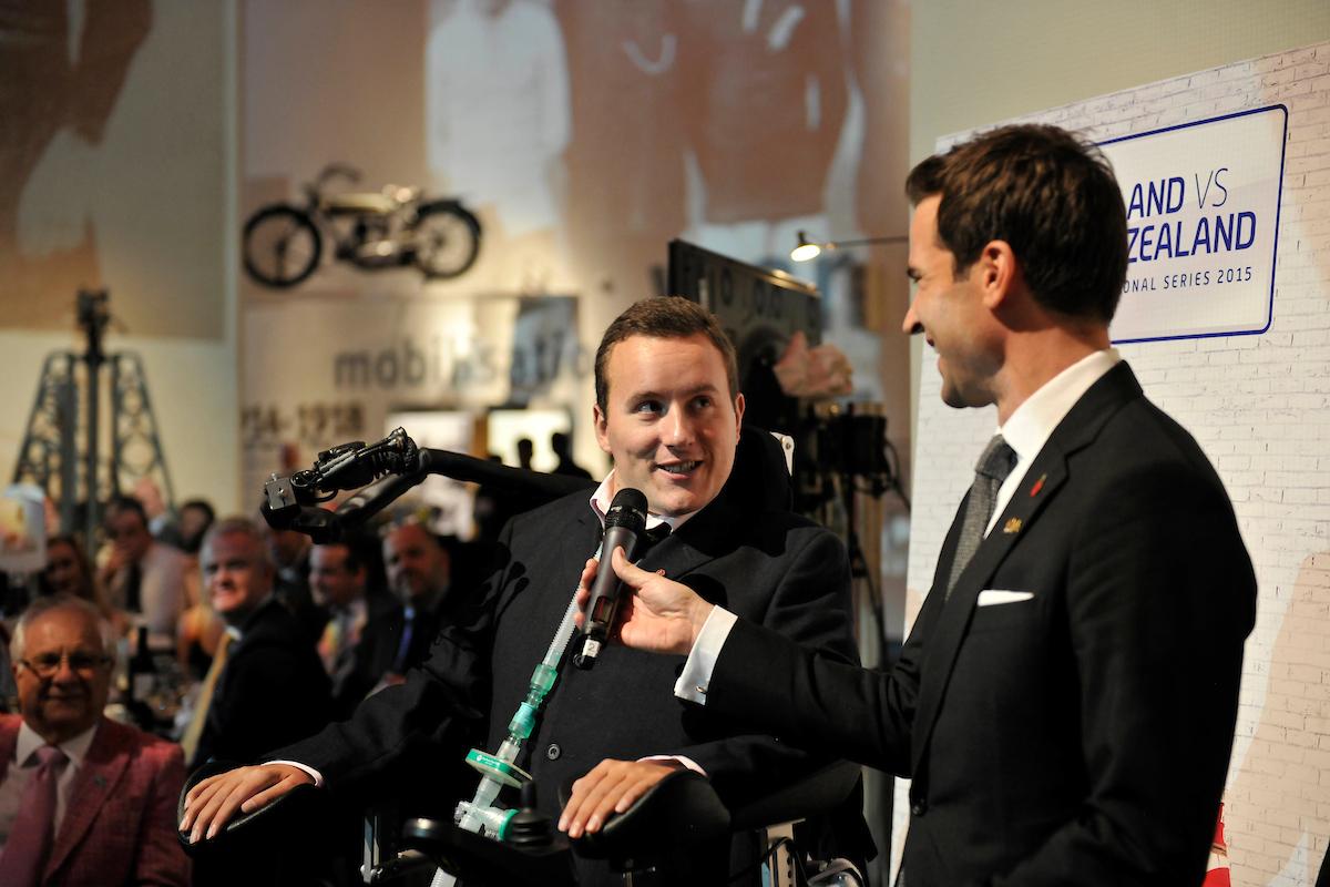 Rugby League Benevolent Fund statement: Matt King OBE